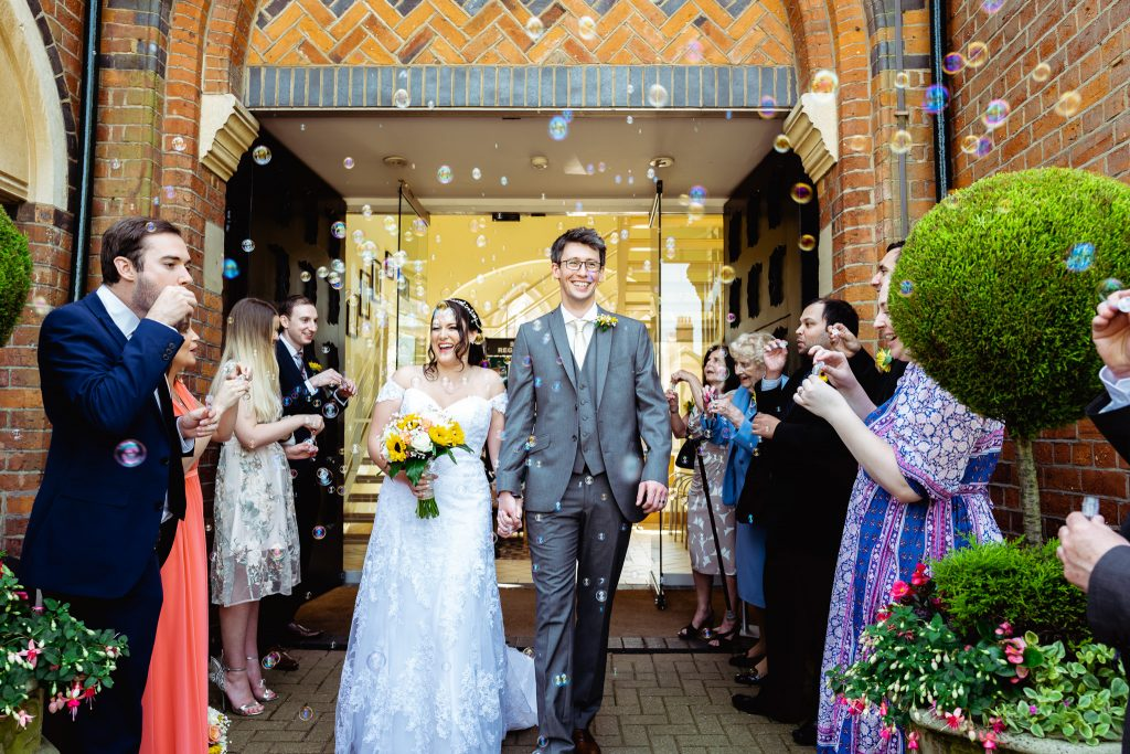 Bedfordshire Village Wedding