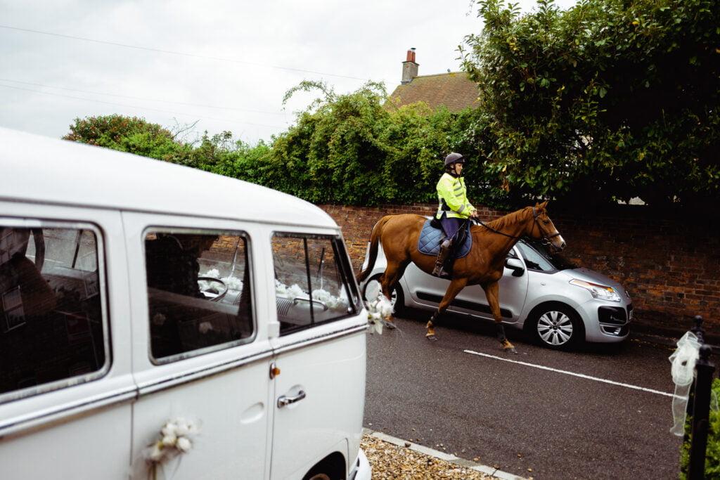 Buckminster Village Wedding Leicestershire